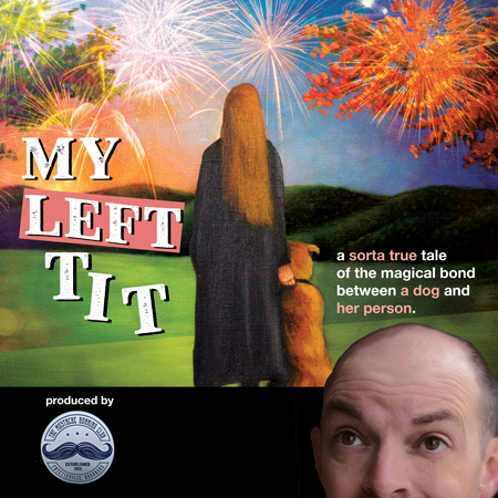 My Left Tit Image - Brandon Roberts