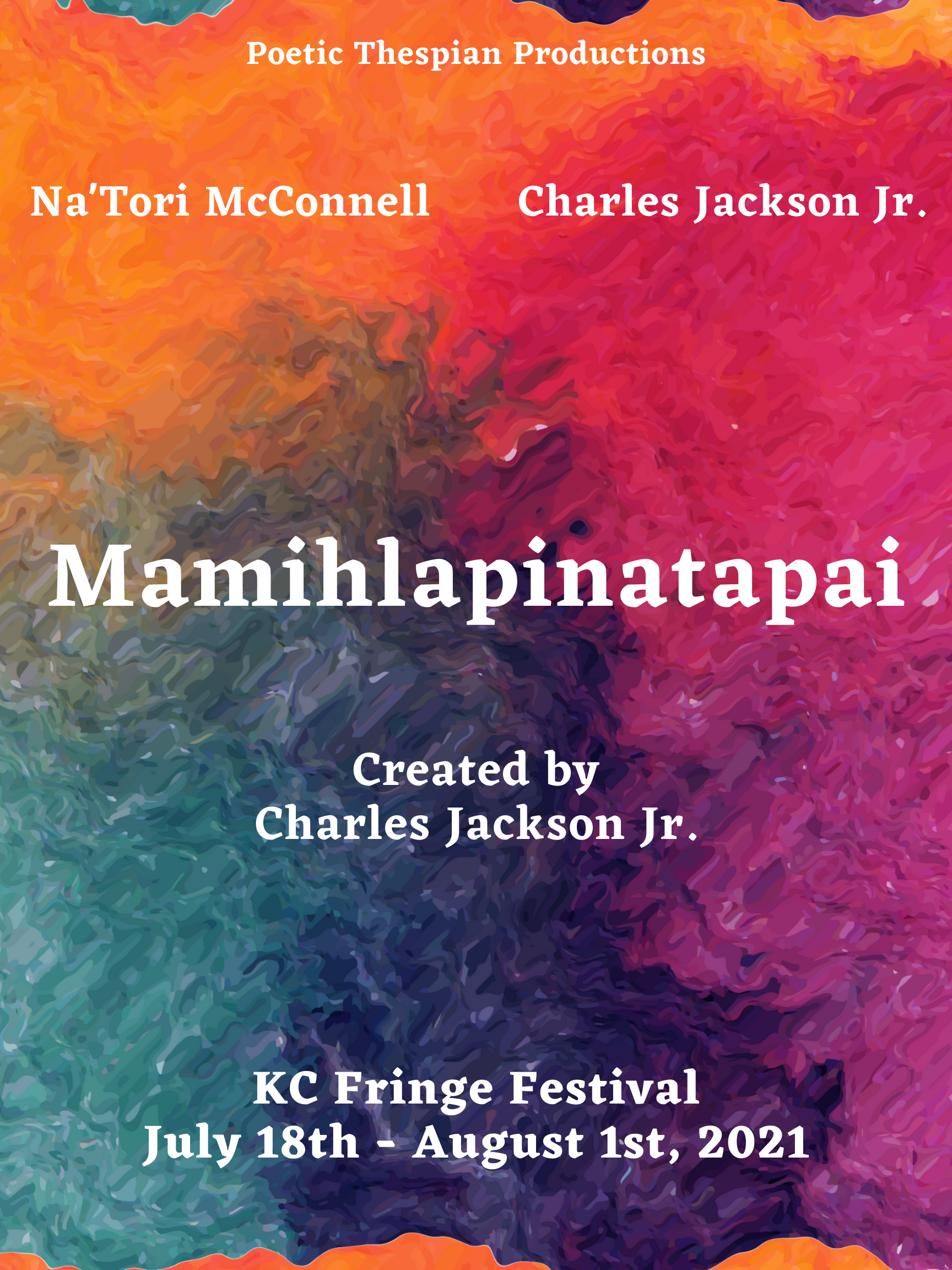 Mamihlapinatapai official poster