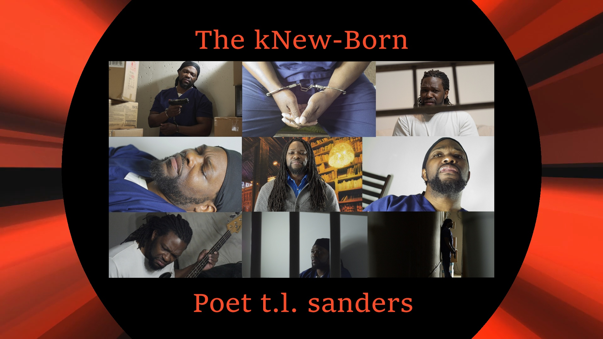 kNew-Born from Poet t.l. sanders
